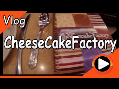 Resumo FDS: CheeseCakeFactory é caro ? - Db In The USA #134