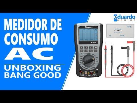ScopeMeter MusTool MT8205 - BangGood | Unboxing | T6 • #143