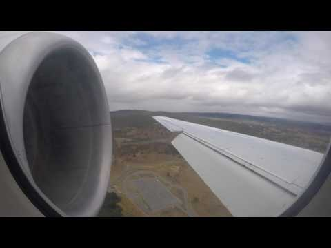Boeing 717 - Amazing Engine Sound!!