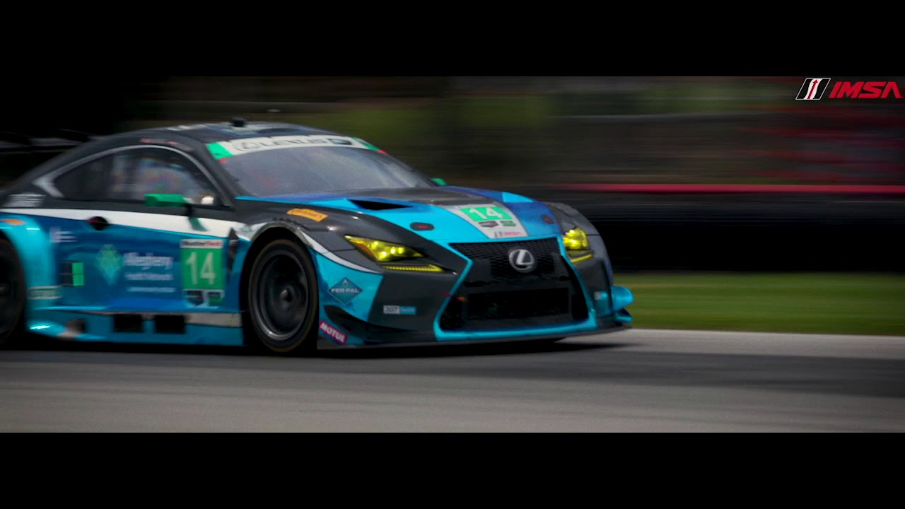 Sights And Sounds: 2018 Acura Sports Car Challenge At Mid Ohio Sports Car  Course
