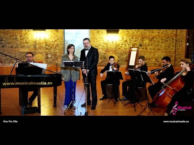 Laura Pausini & Andrea Bocelli - Vivo Per Lei