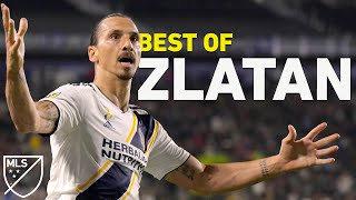 quotYou Wanted Zlatan I Gave You Zlatanquot  Unforgettable MLS Moments