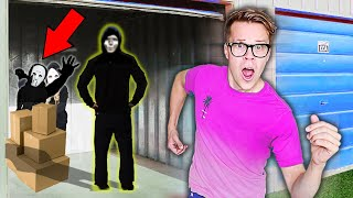 Escaping Quadrant Meeting in Game Master Warehouse! (Cameraman True identity Reveal Clues at 3am) thumbnail