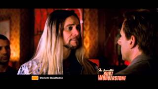 The Incredible Burt Wonderstone (2013) Meet The Magicians [HD]