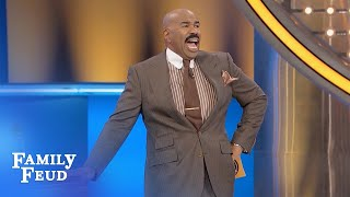 But WHERE would you KEEP YOUR BALLS? | Family Feud
