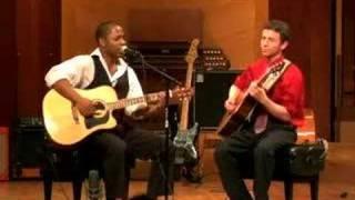 Ro Boddie-Daniel Seriff Acoustic Guitar Duo Senior Recital