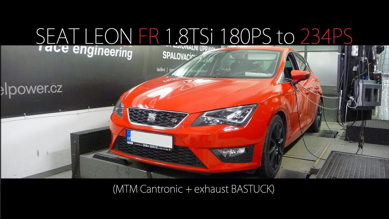 new seat leon fr 1 8tsi 180ps to 234ps 359nm dieselpower. Black Bedroom Furniture Sets. Home Design Ideas