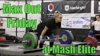Big Lifts from Floor and Blocks with guest Sean Rigsby: Max Out Friday March 23
