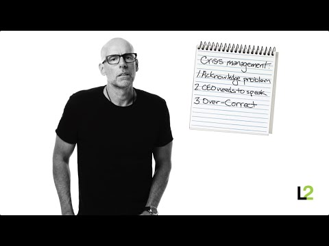 Scott Galloway on Hillary Clinton and Crisis Management