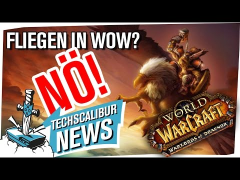 Flugverbot in Warlords of Draenor BLEIBT!-...