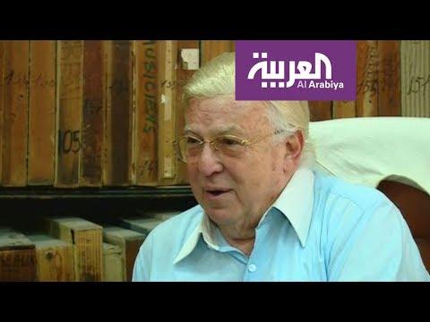 رحيل الفنان حسن كامي الذي اختار الموت بين كتبه  - 12:53-2018 / 12 / 14
