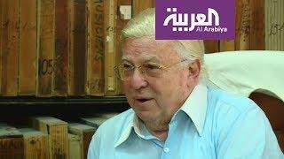 رحيل الفنان حسن كامي الذي اختار الموت بين كتبه