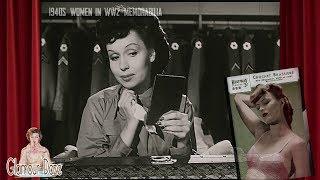 Women in WW2 - 1940s Memorabilia