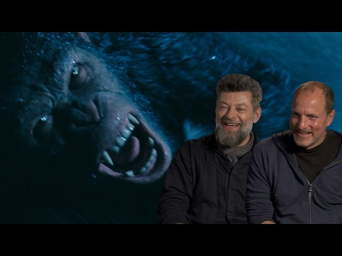 War for the Planet of the Apes - Trailer Commentary with Andy Serkis and Woody Harrelson