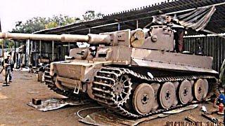 как сделать макет танк