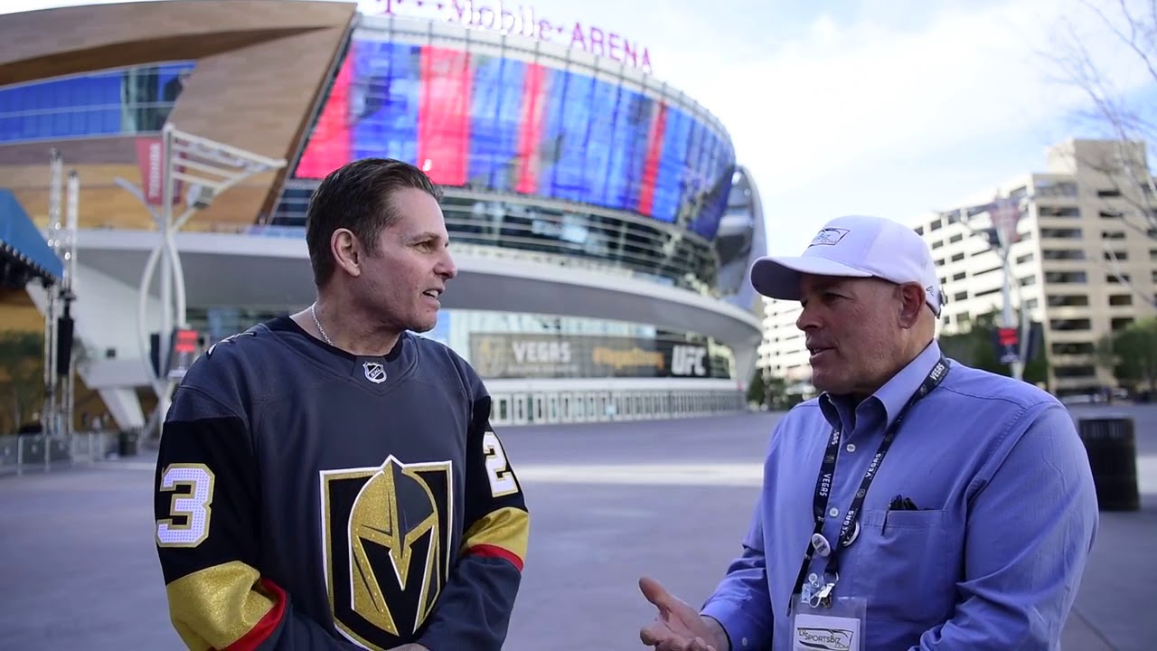 Vegas Golden Knights Co-Owner Joe Maloof Mentions Kevin ...