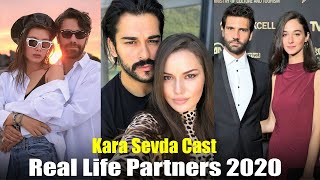 Kara Sevda (Endless Love) Cast Real Life Partners  You dont Know 2020