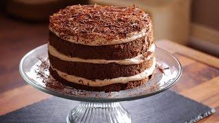 [Eng Sub](曼食慢語第74集) 摩卡戚風蛋糕 Mocha Chiffon Cake