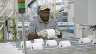 Toilet Paper Producers Try to Keep Up With Public Demand