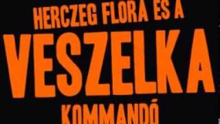 Herczeg Flóra és a Veszelka kommandó: Hidegen (Hungarian folk rock band)