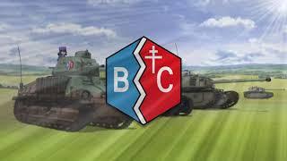 Girls und Panzer Official Song | BC Freedom High School | Le Chant de l'Oignon | Vocal