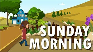 Sunday Morning Song for Kids(English)
