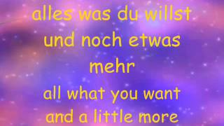 Winx 4 ♪ Believix (German) - Translation + Lyrics