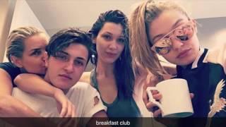 Gigi Hadid Snapchat Story ft. Zayn Malik, Taylor Swift, Kendall Jenner, Cara Delevingne etc. Part 1