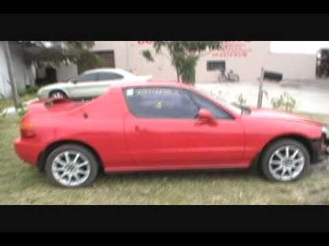 Parts for sale: 1993 Honda Civic Del Sol Si 1600 5-spd