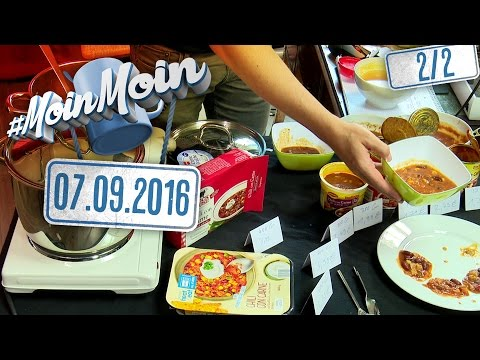 #MoinMoin mit Colin 2/2 | Der scharfe Instant - Chili Con Carne Vergleich | 07.09.2016