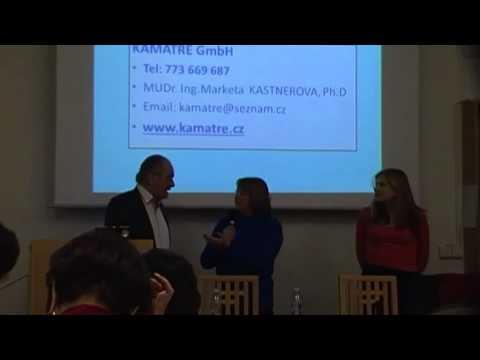 NADH - přednáška prof. dr. George Birkmayera - 22.11.2013