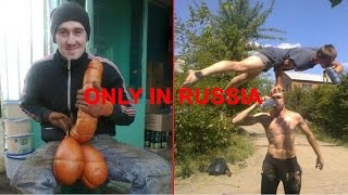 Only In Russia - Best fails pics Compilation