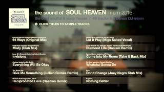 The Sound Of Soul Heaven Miami 2015 - Album Sampler