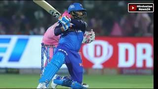 IPL 2019 | Rishabh Pant की तूफानी बल्लेबाजी देखकर बोले दिग्गज क्रिकेटर, विश्वकप टीम में शामिल करो