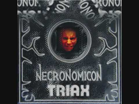 Triax - Necronomicon - Look Inside