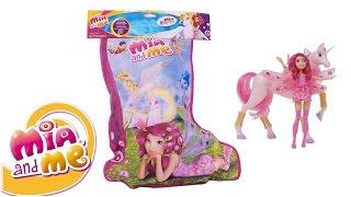 Mia and me - Scopriamo insieme la Calza Mattel!