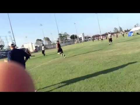 Anthony fletcher interception