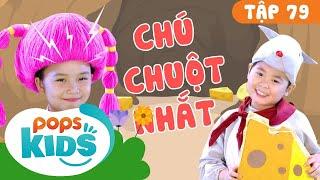 Mầm Chồi Lá Tập 79 - Chú Chuột Nhắt | Nhạc Thiếu Nhi Cho Bé | Vietnamese Songs For Kids