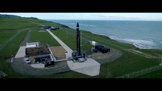 "Rocketlab Electron ""It's A Test"" Launch Day Montage Video"