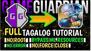 Gambar cover How To Install/Use Game Guardian Without Root In Mobile Legends 2019(Latest Tutorial)