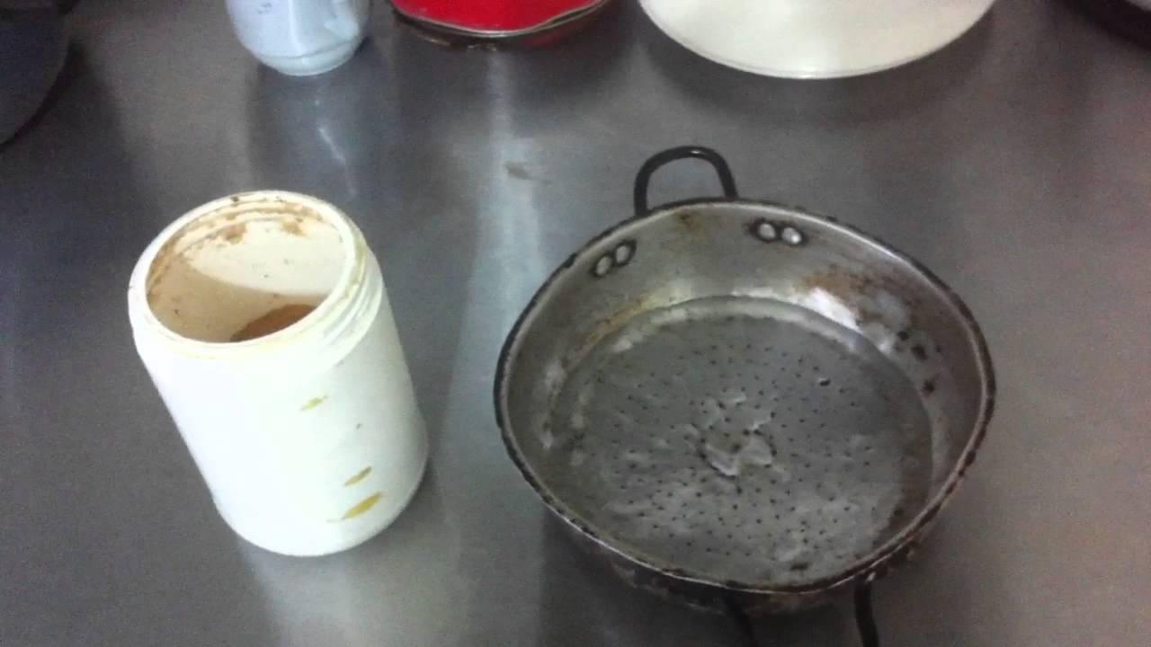 Hacer aderezo dulce para palomitas de maíz - Caramelo para crispetas ...
