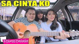 Download lagu KARNA SU SAYANG NEAR FT DIAN SOROWEA ENAK BANGET LAGUNYA BRAM DERMAWAN MP3