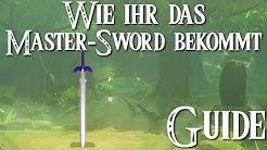 Wie ihr das Master-Sword bekommt / Verlorene Wälder Guide - ZELDA: BREATH OF THE WILD