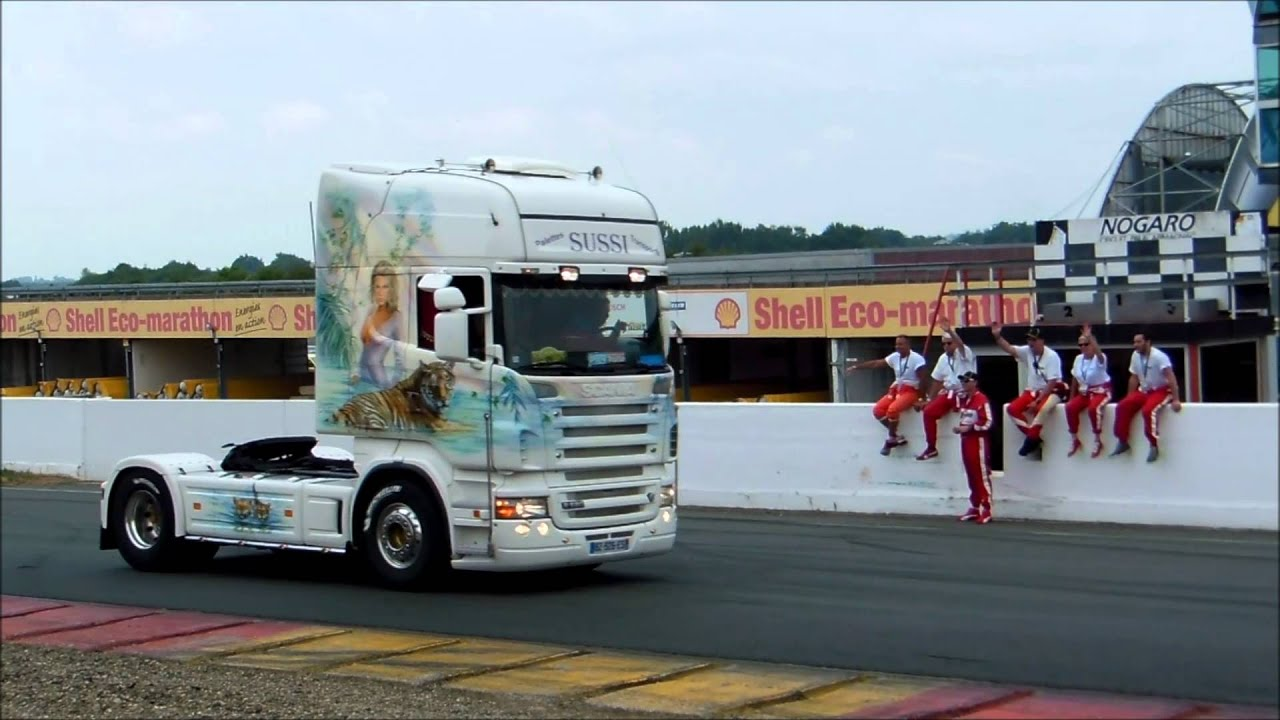 Photo Camion Scania Decore