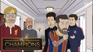 The Champions: Season 5 Trailer