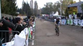 Partie 2 : Manche challenge national cyclo-cross cadets à Saverne le 31-10-10