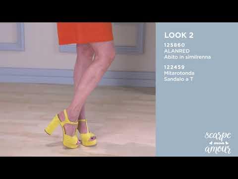 Mon Sandalo Scarpe Youtube Con Tacco Amour LGUzVpMSq