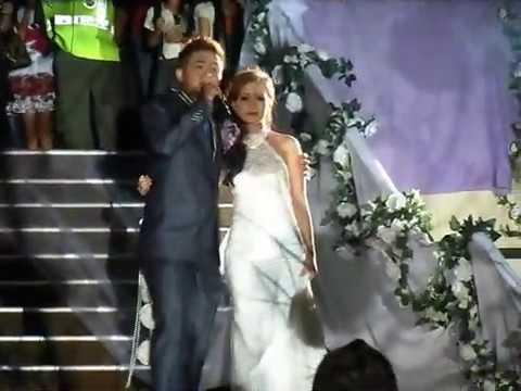 Felix Agus & Lydia Wedding Entrance