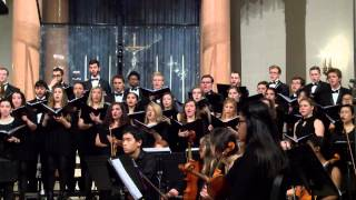 Holy Cross - Advent Festival of Lessons and Carols - 2015