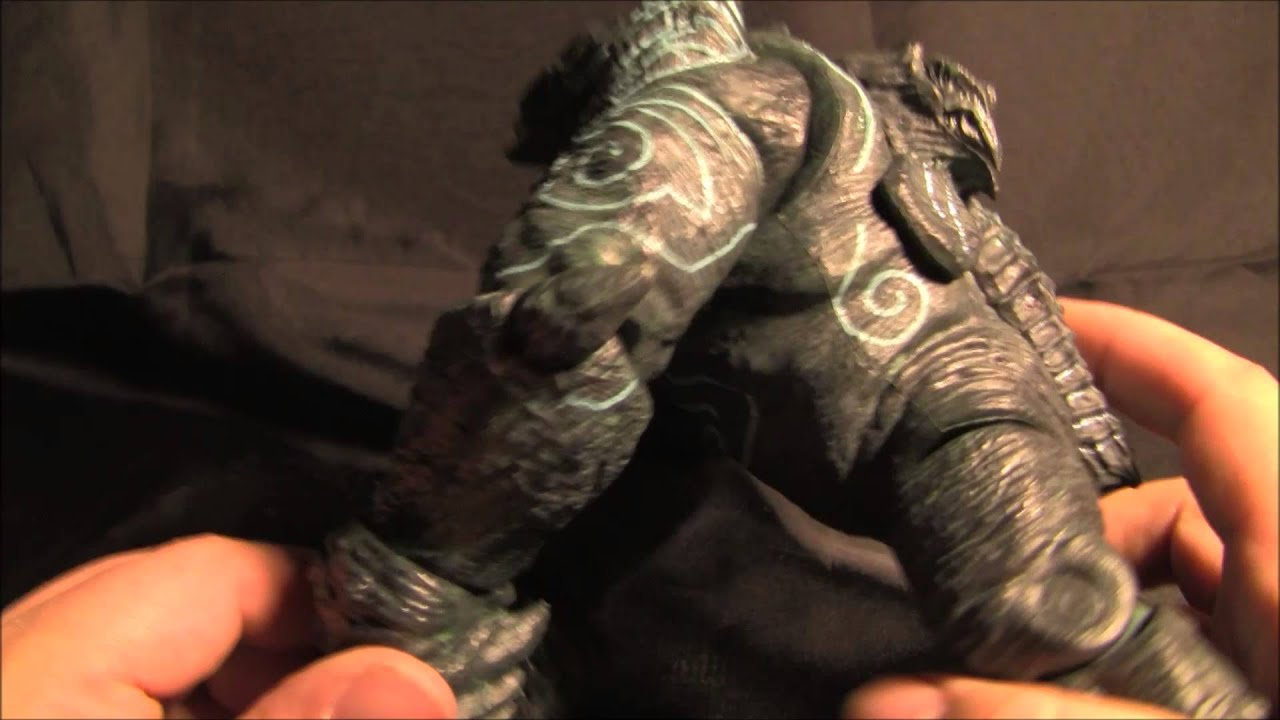 Leatherback Kaiju action figure From Pacific Rim NECA ...